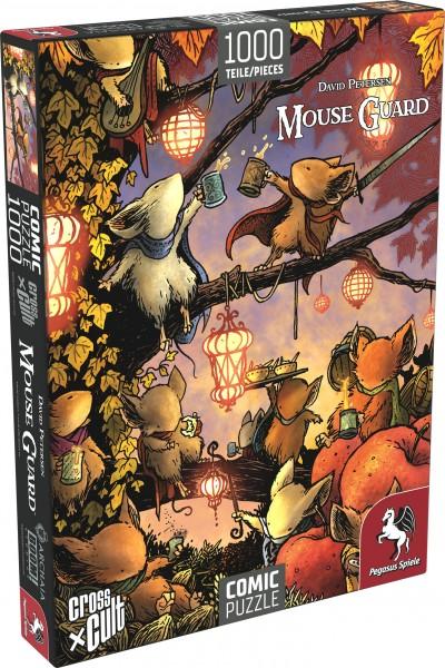 Puzzle: Mouse Guard (Das Fest), 1.000 Teile