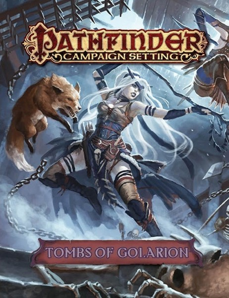 Pathfinder: Tombs of Golarion