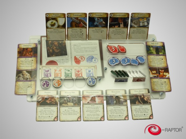 Board Game Organizer: Eldritch Horror