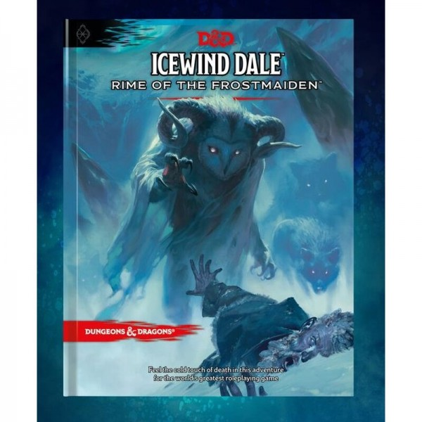D&D: RPG Adventure Icewind Dale: Rime of the Frostmaiden