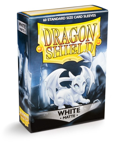 Dragon Shield: Matte – White (60)