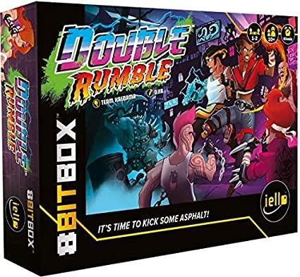 8 Bit Box: Double Rumble (englisch)
