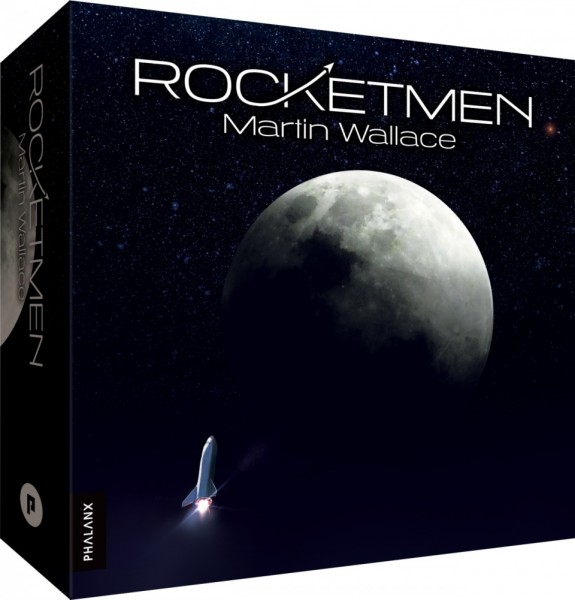 Rocketmen (Deutsche Ausgabe)