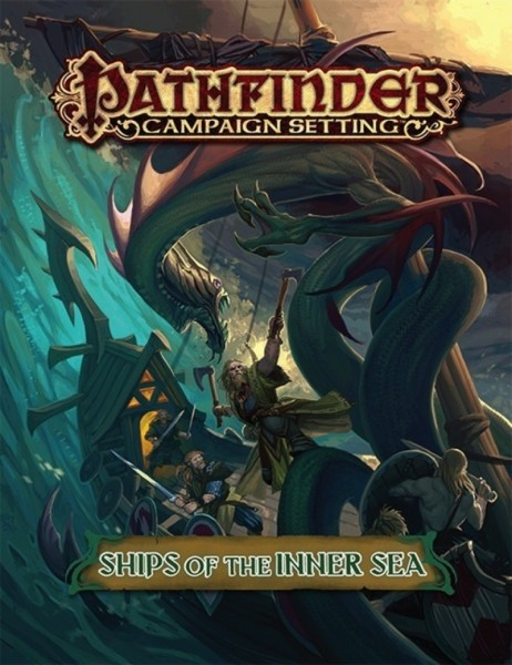 Pathfinder: Ships of the Inner Sea