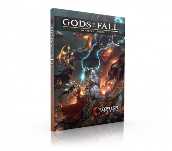 Cypher Systems: Gods of the Fall