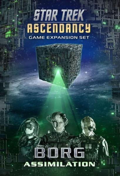 Star Trek: Ascendancy Borg Assimilation