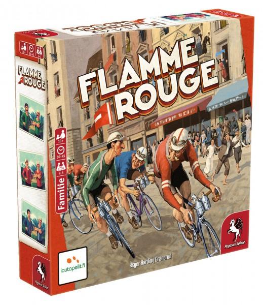 Flamme Rouge (Lautapelit)