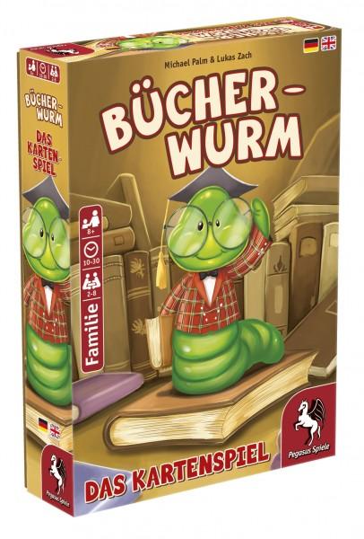 Bücherwurm - Das Kartenspiel