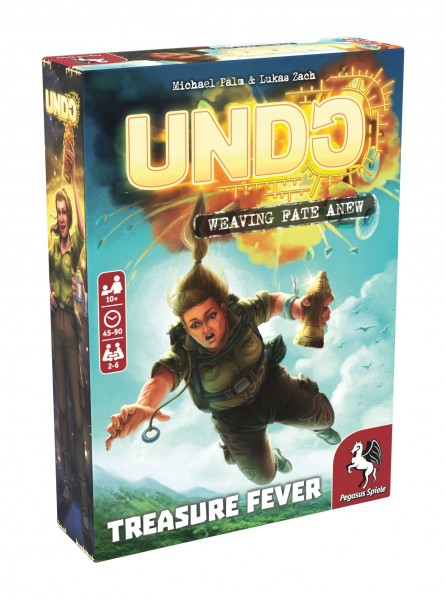 UNDO - Treasure Fever