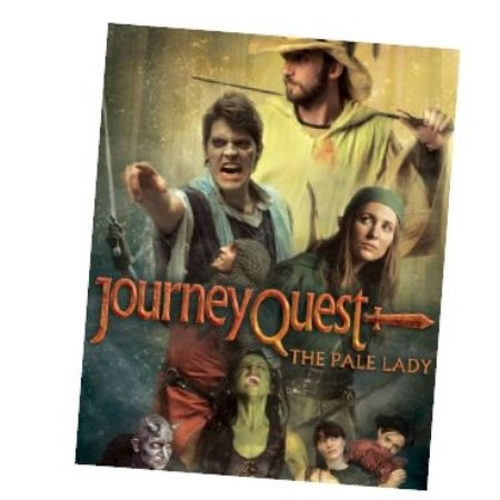 Journey Quest: Season 3 (Blu Ray)