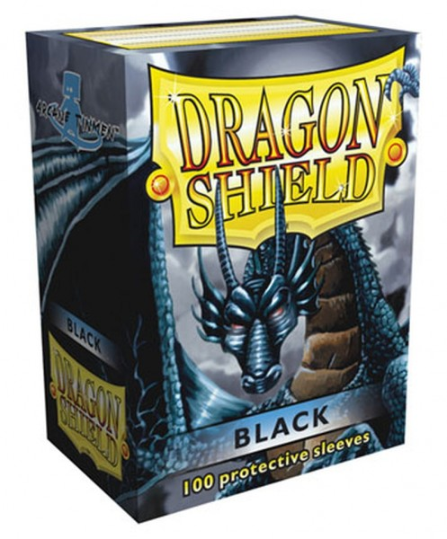 Dragon Shield: Black (100)