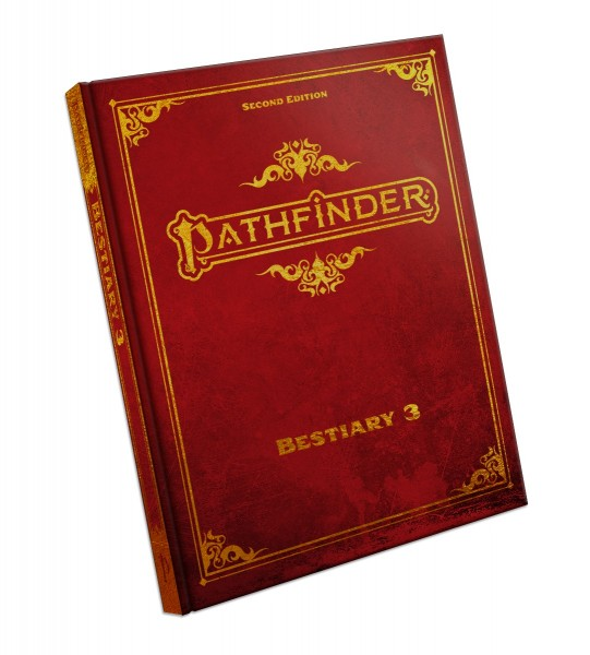 Pathfinder 2.0: Bestiary 3 (Special Edition)
