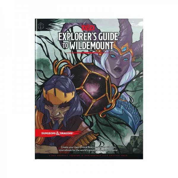 D&D Adventure Explorer's Guide to Wildemount