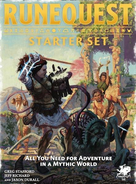 RuneQuest Starter Set