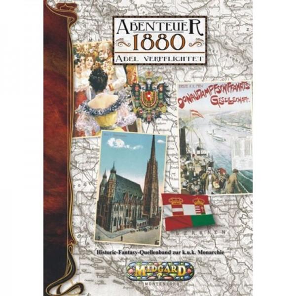 MIDGARD Abenteuer 1880: Adel verpflichtet