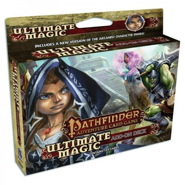 Pathfinder Adventure Card Game: Ultimate Magic Add-On