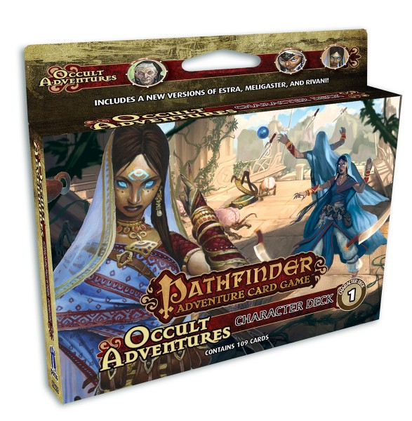 Pathfinder Adventure Card Game: Occult Adv. Character Deck 1