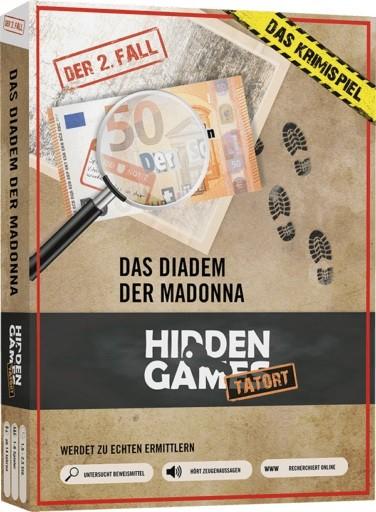 Hidden Games Tatort: Das Diadem der Madonna 2.Fall