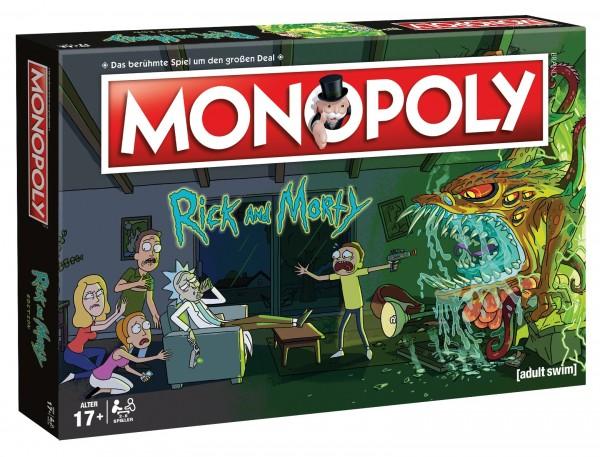 Monopoly – Rick & Morty