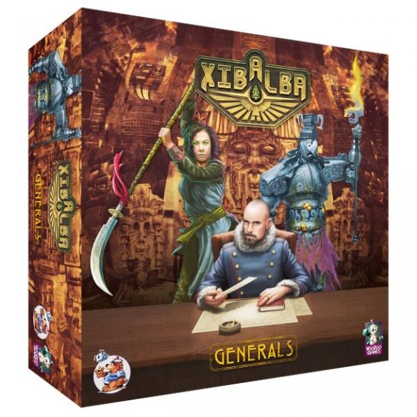 Xibalba: Generals [Expansion] (englisch)