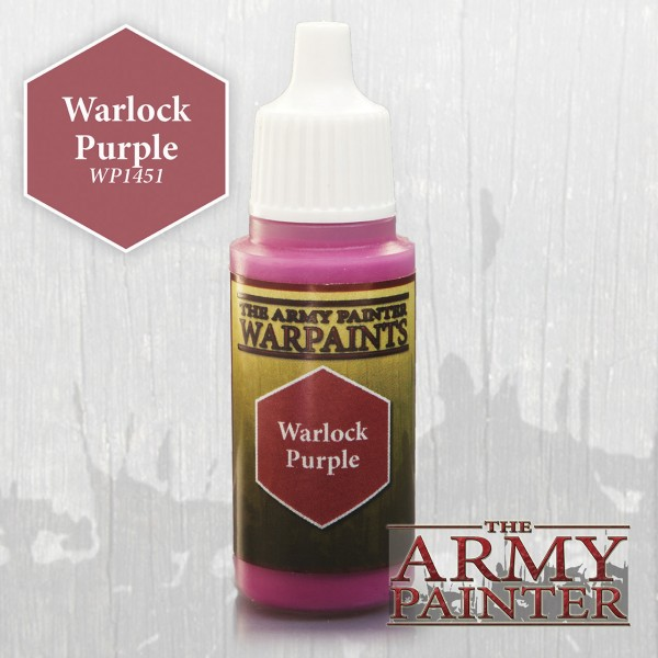 Army Painter Paint: Warlock Purple