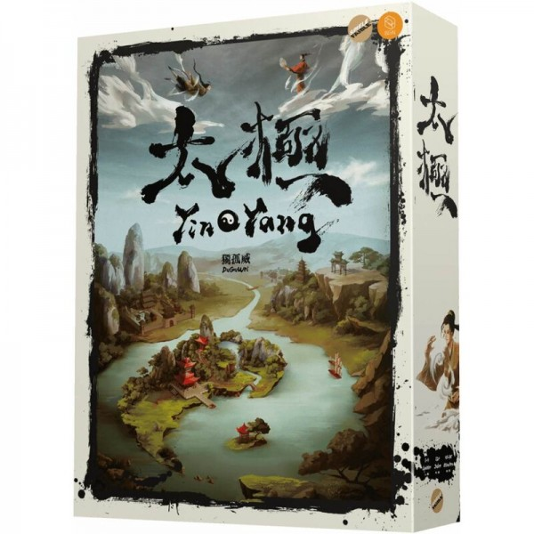 Yin Yang – Erlange die Gunst der Götter