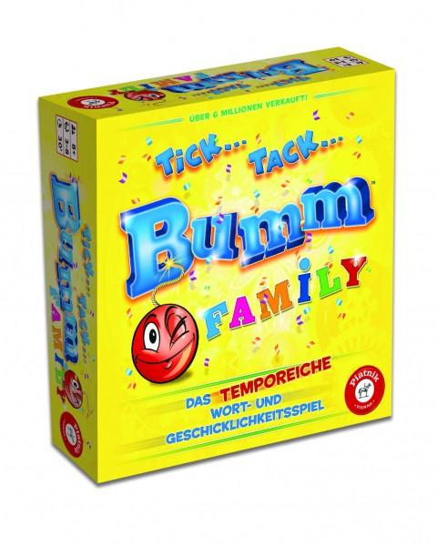 Tick Tack Bumm – Family
