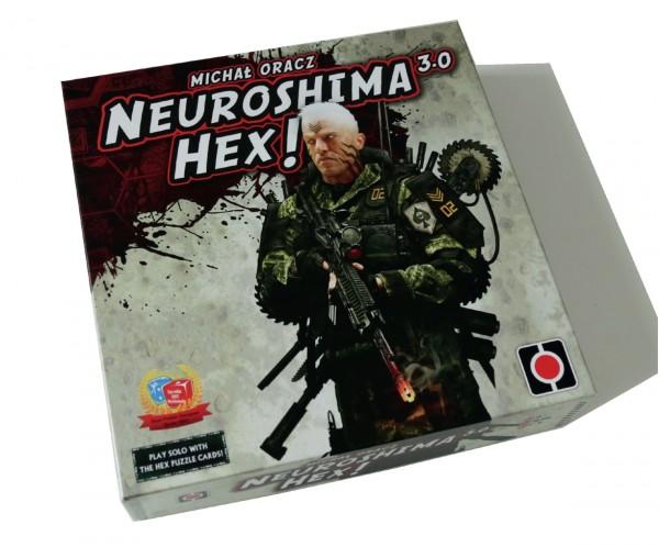 Neuroshima Hex! 3.0 (Portal Games, deutsche Ausgabe)