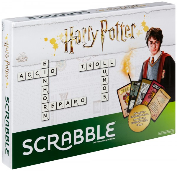 Scrabble - Harry Potter