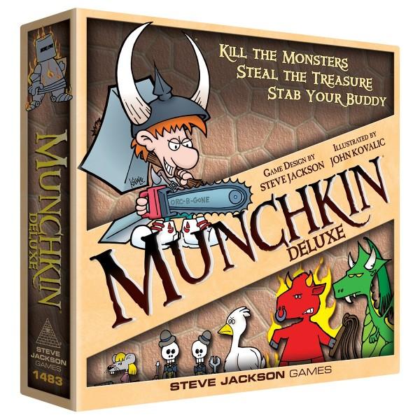 Munchkin Deluxe (englische Ausgabe)