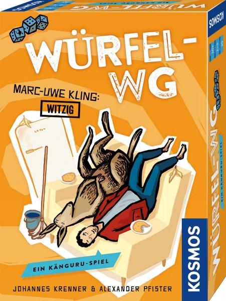 Würfel-WG – Ein Känguru-Spiel