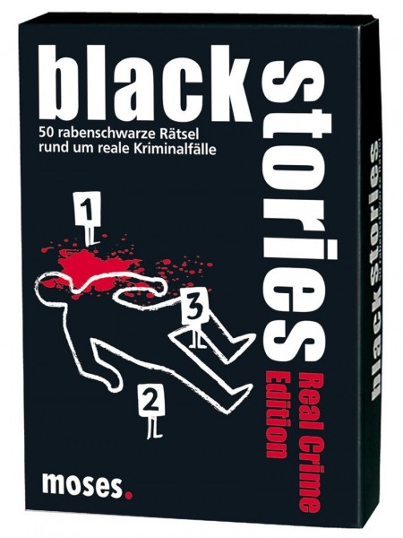 black stories – Real Crime Edition