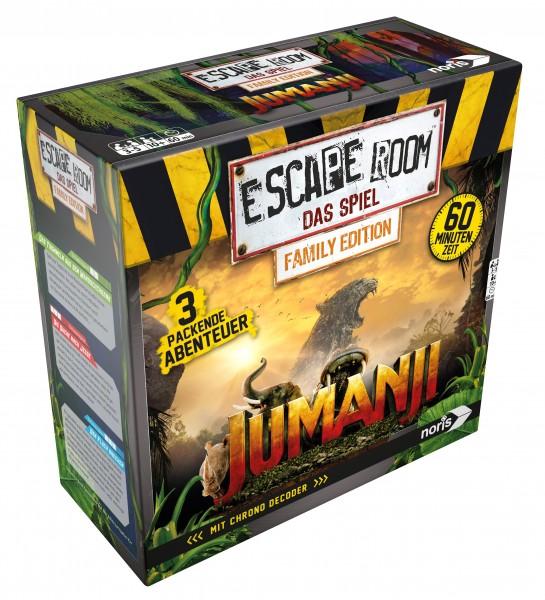 Escape Room – Jumanji (Familien Edition)