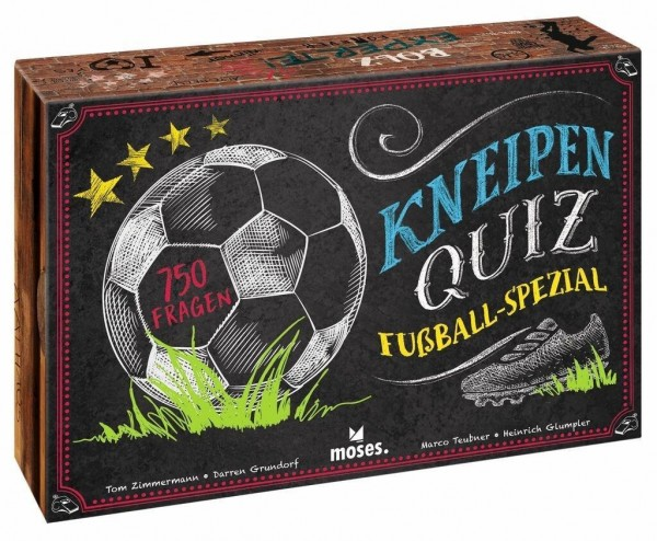 Kneipenquiz – Fußball-Spezial