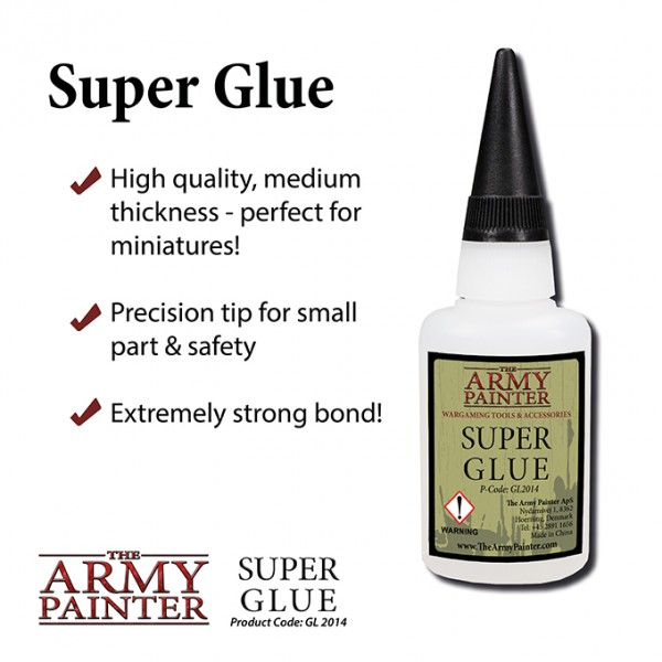 Army Painter - Super Glue *Neu*