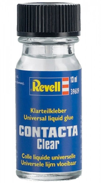 Plastikkleber: Contact Clear 20g