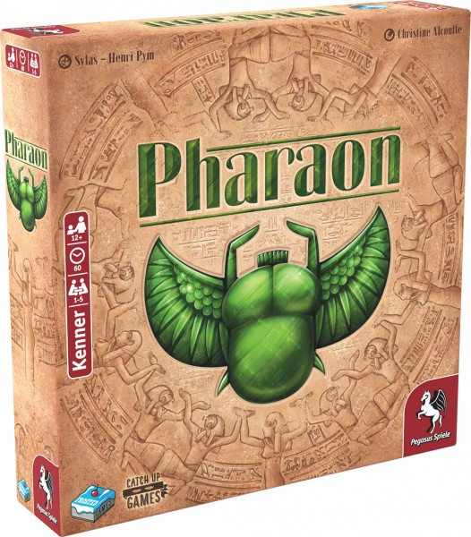 Pharaon (Frosted Games)