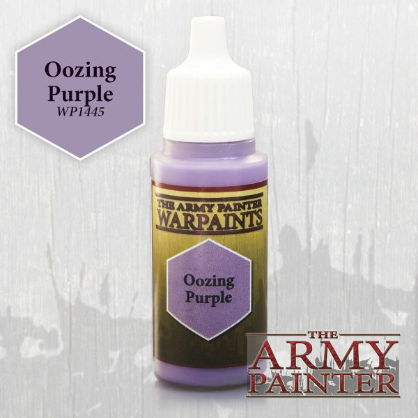 Army Painter Paint: Oozing Purple