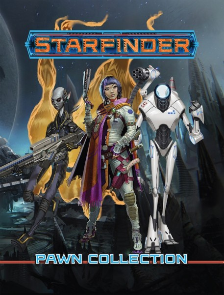 Starfinder: Core Pawn Collection