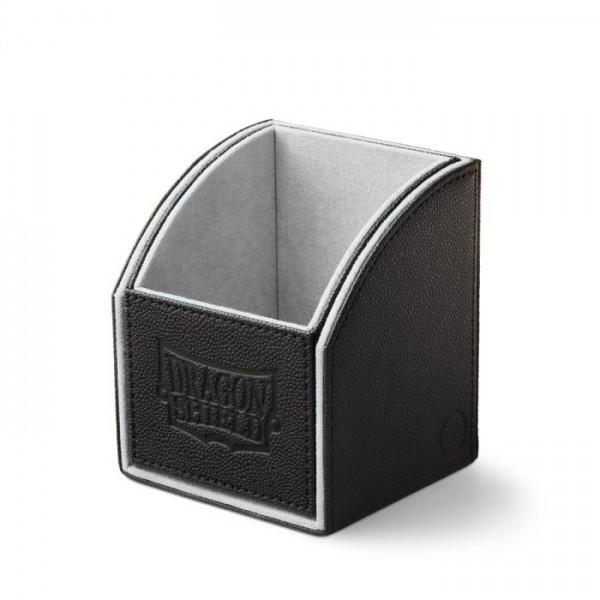 Dragon Shield: Nest Box 100 – Black/Light Grey