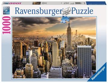Puzzle: Großartiges New York (1000 Teile)