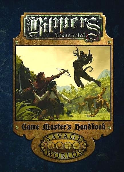 Rippers Resurrected: GM Handbook