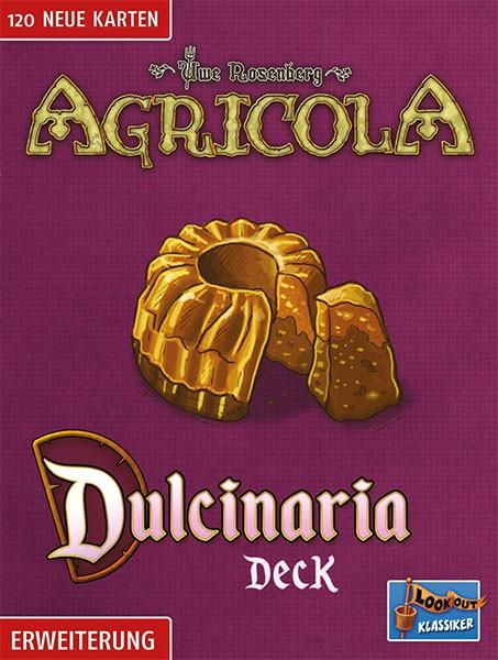 Agricola: Dulcinarius Deck [Erweiterung]