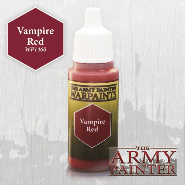 Army Painter Paint: Vampire Red