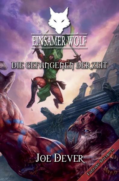 Einsamer Wolf #11 – Die Gefangenen der Zeit