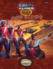 Savage Worlds: Space 1889 - Red Sand