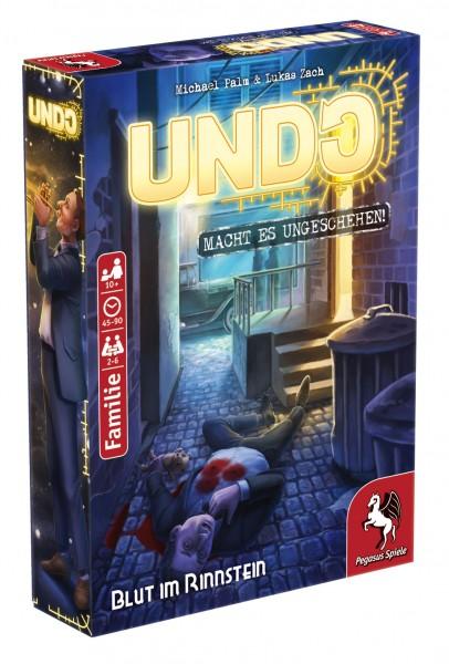 UNDO – Blut im Rinnstein