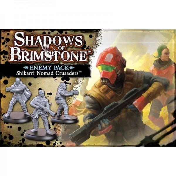Shadows of Brimstone: Enemy Pack – Shikarri Nomad Crusaders [Expansion]