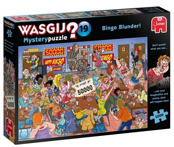Wasgij Mystery 19: Bingo (1000 Teile)