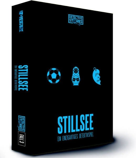 Detective Stories - Stillsee, Fall 3